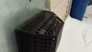 видео Газовый котел парапетный