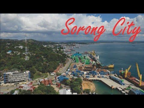 Pesona Kota Sorong 2018, Kota Terbesar di Papua Barat Pintu Masuk Surga Wisata Raja Ampat