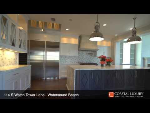 114 S Watch Tower Lane | Watersound Beach | Erin Oden | Coastal Luxury