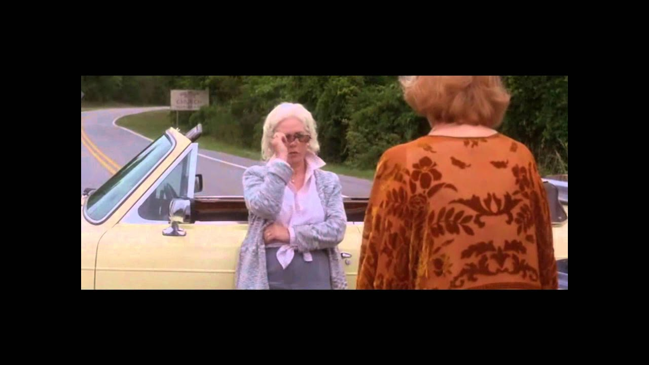 Divine Secrets Of The Ya Ya Sisterhood 2002 Car Scene