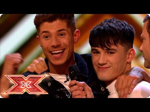 Double whammy elimination: Goodbye Sam Black and Sean & Conor Price   Live Shows   The X Factor 2017