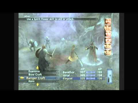 CGR Undertow - THE LORD OF THE RINGS: THE THIRD AGE for Xbox Video Game Review