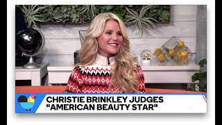 Christie Brinkley's Reaction To Walking The Runway With Her