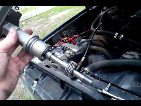 91 F150 302 V-8.Pickup Coil problems