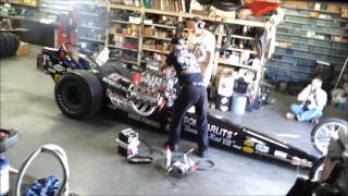Don Garlits - 1964 426 Hemi build CACKLEFEST Swamp Rat 8