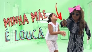 PARÓDIA ♫   ESSA MINA É LOUCA - Anitta  MINHA MÃE É LOUCA
