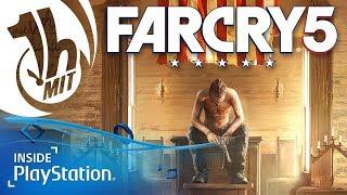 Far Cry 5 für PS4 - Massig Geballer und gruselige Kulte   1 Stunde mit   PS4 Gameplay