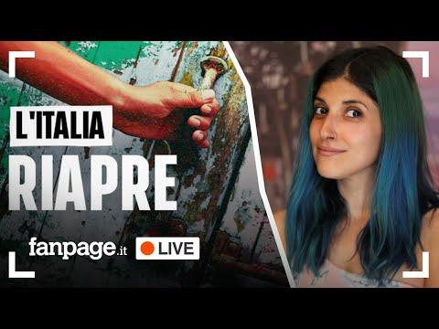 Fanpage.it LIVE: Aggiornamenti Covid Italia | Nuovi colori Regioni | Vaccini | News in tempo reale