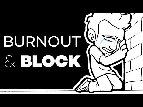 Fighting BURNOUT and CREATIVE BLOCK.