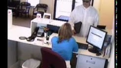 sabine state bank robbery surveillance cam video