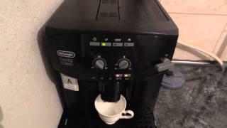Моя Кофемашина De'Longhi CAFFÈ CORSO ESAM 2600!(, 2015-11-26T02:58:52.000Z)