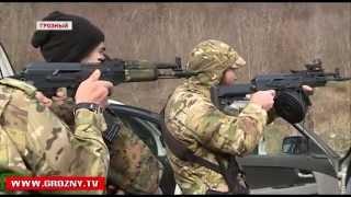Страйкбол обретает все большую популярность среди молодежи Чечни!!!