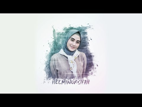 Water Color Effect (Tutorial Photoshop) #SimpleEditing