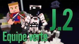 Minecraft - Bunker ; Equipe Verte : Fuze & Isophys - Episode 2 !
