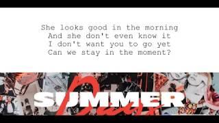 Martin Garrix feat. Macklemore & Patrick Stump of Fall Out Boy - Summer Days (Lyric)