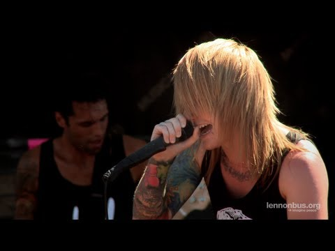 """A Skylit Drive """"Too Little Too Late"""" Warped Tour 2011"""