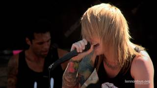 "A Skylit Drive ""Too Little Too Late"" Warped Tour 2011"