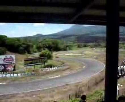 Autodromo El Jabali El Salvador Copa Telecom