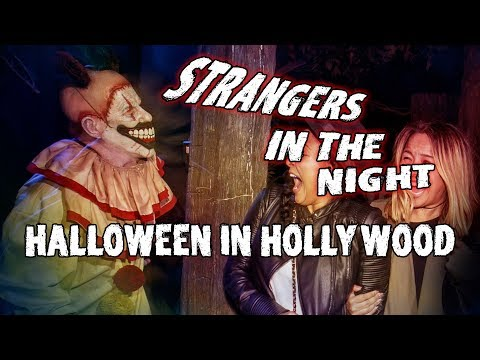 Strangers in the Night : Halloween in Hollywood