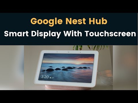 Google Nest Hub Smart Display With Touchscreen review, price in India, Specification, all features