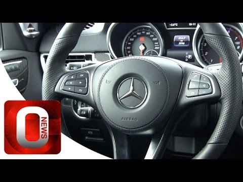 Mercedes GLS 500 4MATIC 2016 • INTERIOR [HD] (Option Auto News)
