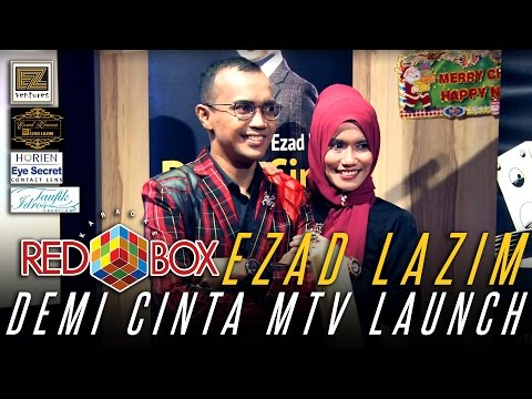 Cover Lagu Perasmian  Karaoke `demi Cinta` Ezad Lazim 30 Nov 2016 - Red Box Karaoke/the Gardens Mall