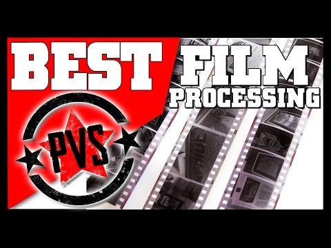 BEST Places to Develop Your 35mm Film