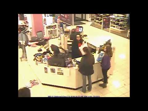 Robbery by Force or Fear- JC Penney Penn Square Mall