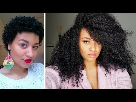 Girl THIS IS HOW I Grew My Hair SO Fast!! ⎜ Natural Hair Routine