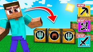 MATCH the Random CHESTS for LOOT (Minecraft Memory)