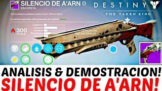 Destiny | EL SILENCIO DE A