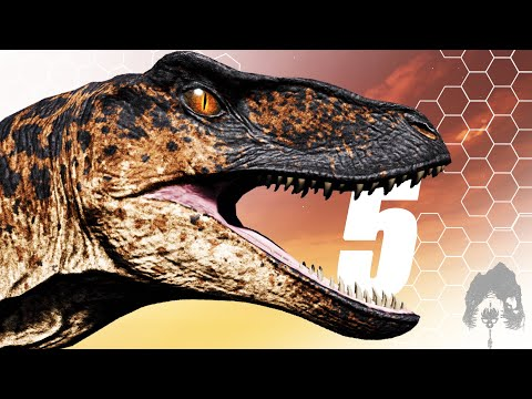 The Isle - Utah Utopia = Floodplains (Utahraptor Gameplay / German) DEV4