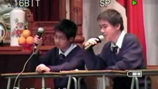 釋慧文中學《英語話劇 & 英語歌唱 & 英語朗誦》3 of