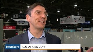 AOL CEO: High Bandwidth Smartphones Place of the Future