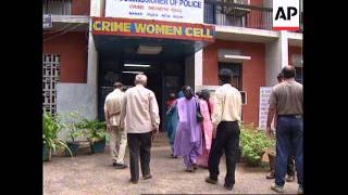 INDIA: INCREASE IN REPORTED BRIDE BURNING CASES