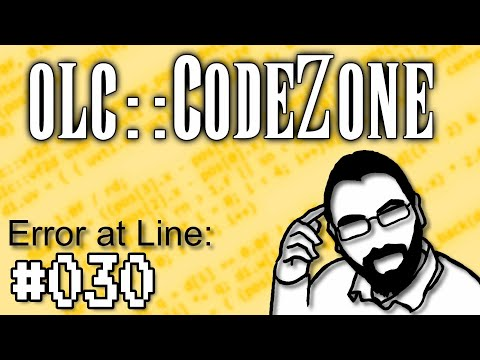olc::CodeZone #030 -