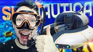 SALLY'S BACK!! | Subnautica - Part 2 (Full Release)