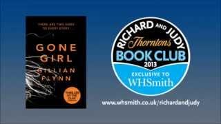 Gillian Flynn - Gone Girl. WHSmith Richard and Judy Book Club Podcast Spring 2013
