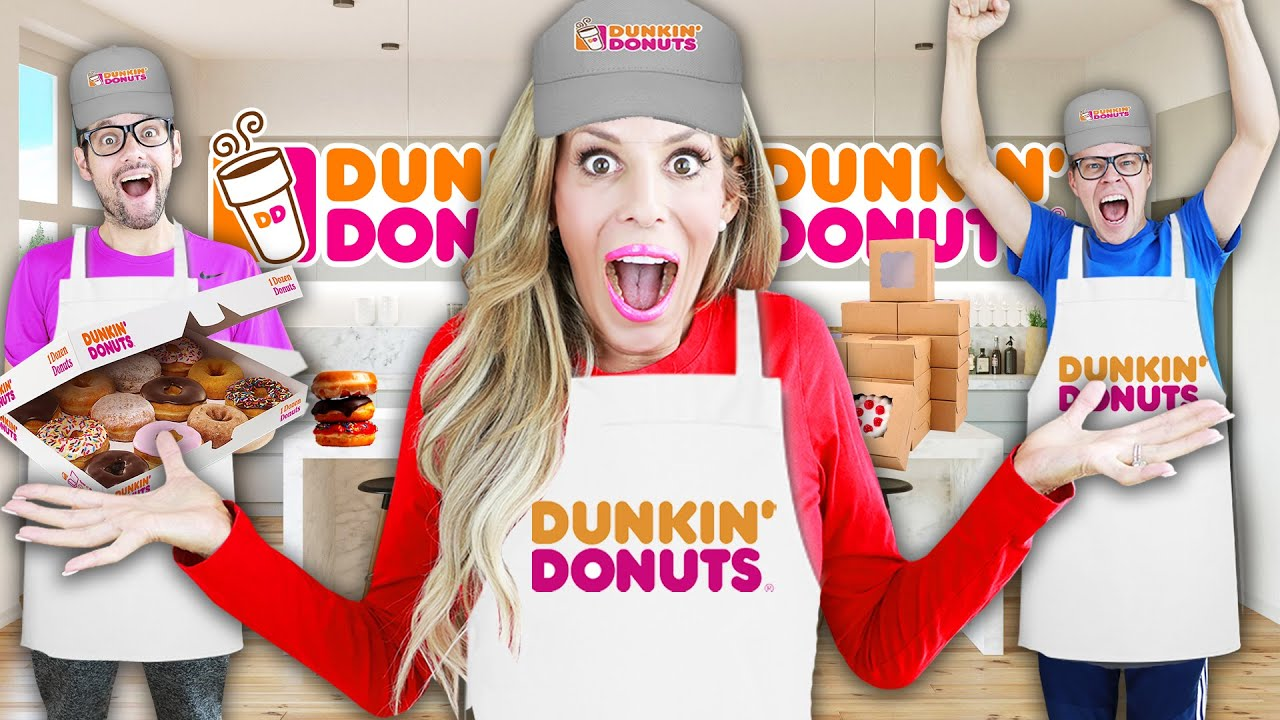 Download WE OPENED A DUNKIN in our HOUSE to Catch a LIAR