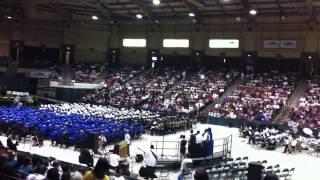 Friendly High School Gospel Choir At The Class Of 2011 39 s Graduation