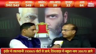 Dainik Bhaskar election live
