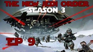 Star Wars Empire at War - The New jedi Order 0.7 (New Republic) Ep 9