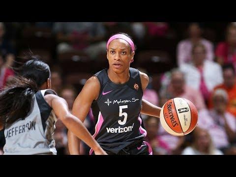 Jasmine Thomas Scores Career-High 30 Points Vs. Aces