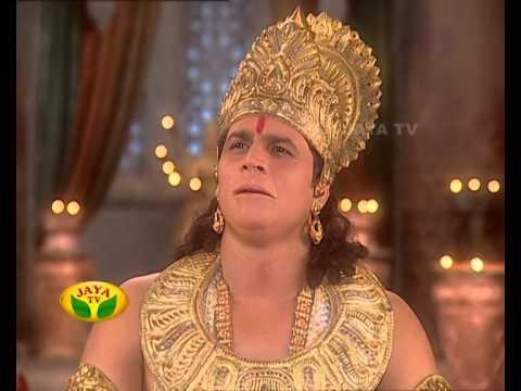 Jai Veera Hanuman - Episode 72 on Wednesday,12/08/2015