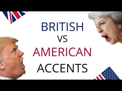 British vs American Accents   Improve Your Accent