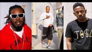 Jidenna feat.  Kendrick Lamar, T.I.  & T-Pain - Classic Man (Remix)