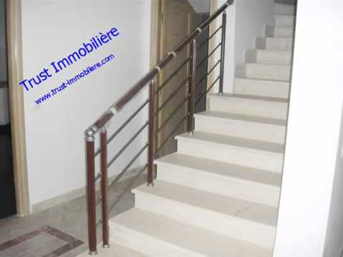 projet boumhal / Agence trust immobilière