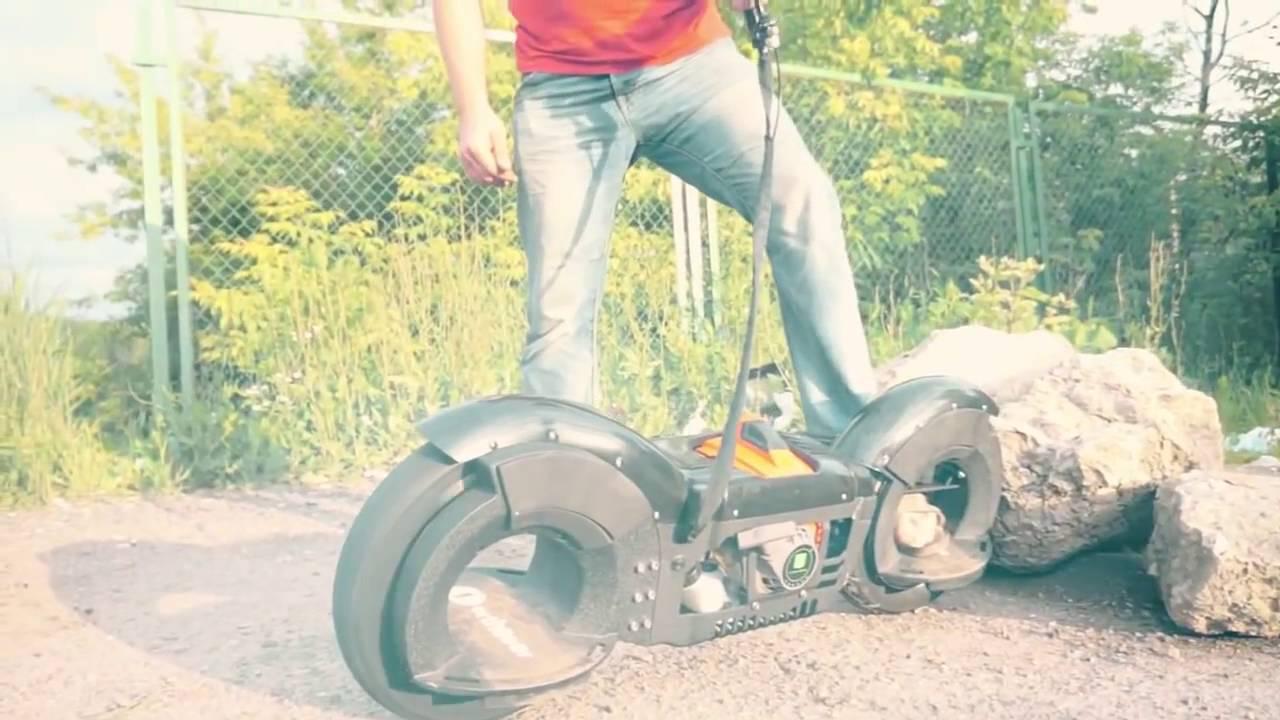 Супер самокат  Wheelman King 63cc 2