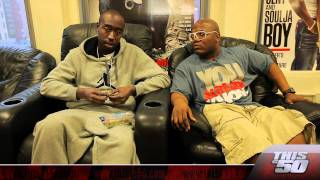 "Thisis50: Freddie Gibbs Speaks On Hooking Up w/ Young Jeezy... ""If Your Strong...You Can Make It"""