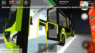 Go-Ahead Roblox Our Bus Journey Carnival Highlights
